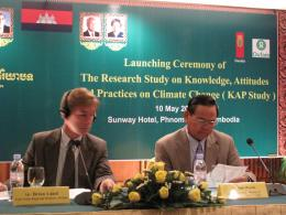 Launching Ceremony of Research Report