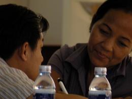 Cambodia Climate Change Alliance Stakeholder Retreat