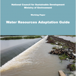 Water Resources Adaptation Guide_March 2019_En