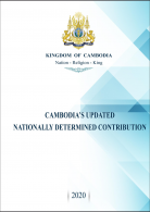 Cambodia's Updated Nationally Determined Contribution (NDC)